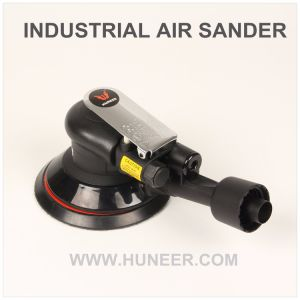 Industrial Self-Vacuum Air Random Palm Sander with 5inch Pad pictures & photos