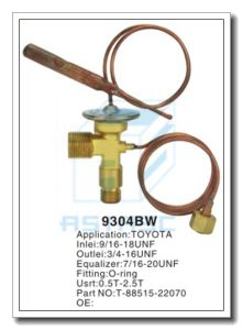 Brass Expansion Valve for Auto Refrigeration pictures & photos