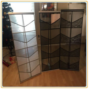 Mesh Pockets Leaflet Holder with 8 PCS Nets pictures & photos