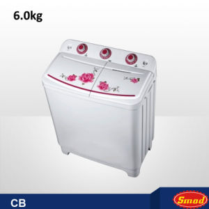 4.0kg Semi-Automatic Washing Machine for Clothes /Decorated Washers pictures & photos