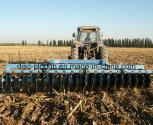 Farm Reliable Testing Approval Wheeled Hydraulic Disc Harrow pictures & photos