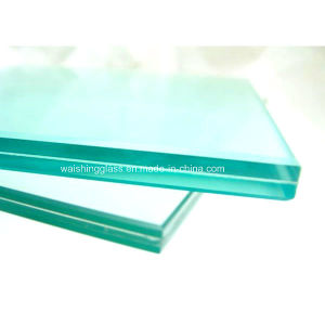 Clear 6.76mm Laminated Glass with Igcc / ISO9001 / CCC pictures & photos