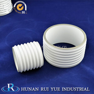 High Thermal Conductivity Metallized Ceramics Tube Pipe for Insulator pictures & photos