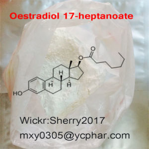 Female Hormone 99% Oestradiol 17-Heptanoate 4956-37-0 Estradiol Enanthate pictures & photos
