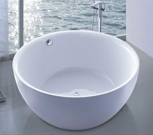 Dia1600mm Round Modern Hot Tub (AT-6121) pictures & photos