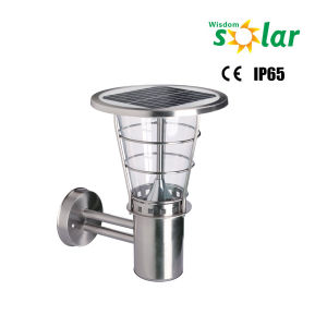 High Quality Lighting Ce Decking Lighting with Solar LED; Outdoor Wall Mount Solar Lights; Solar Recessed Deck Lighting pictures & photos