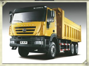 6X4 Heavy Duty Transport 35tons Iveco Dumper Factory Parts pictures & photos