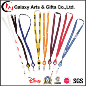 Custom Multifunctional Lanyard with Badge Reel/Practical Office Stationery pictures & photos