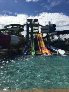 Water Park Fiberglass Slide Racing Water Slide pictures & photos