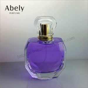 100ml Perfume Glass Bottle with Women Perfume pictures & photos