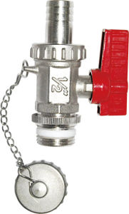 Standard Brass Valve with Cap pictures & photos