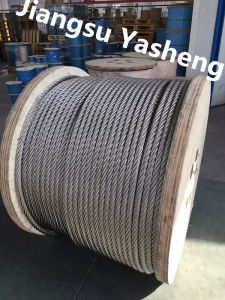 Stainless Steel Wire Rope 7*19