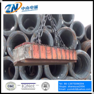Rectangular Lifting Magnet for Wire Rod Coil Lifting Instead of C-Hook Using MW19-42072L/1 pictures & photos