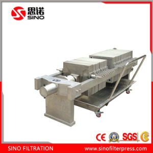 Fully Stainless Steel 304 Filter Press pictures & photos
