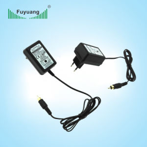 Plug-in Type RCA Connector 2A 8.4V Li-ion Battery Charger pictures & photos