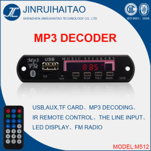 MP3 Bluetooth Decoder Board Cut Price pictures & photos