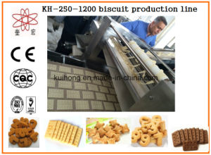 Kh 600 Ce Approved Snack Making Machine pictures & photos