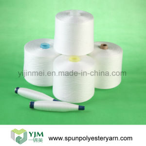 Non-Knot Easy Run Sewing Machine Spun Polyester Yarn pictures & photos