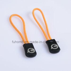 Custom Design H-Quality Garment PU Zipper Puller pictures & photos