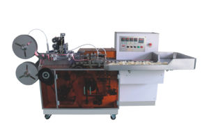 FDA Approved Condom Rectangle Dual-Use Auto Matic Packaging Machine pictures & photos