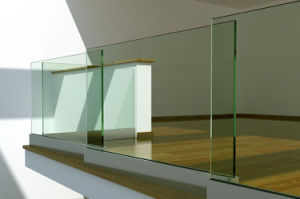 Easy Glass Railing Aluminum Profile pictures & photos