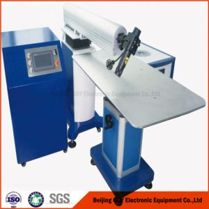 Dedicated Laser Welding Machine for Advertising Words pictures & photos