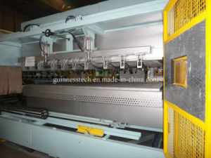 Automatic Car Roof Carpet Moulding Machine Production Line pictures & photos