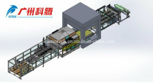 Fortune Compound Forming Molded Carpet Production Line pictures & photos