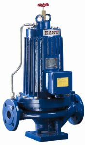 Vertical Canned Pump with CE Certificate pictures & photos