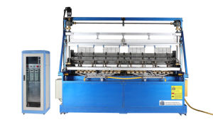 150KVA Automatic Vertical Type Multi Points Steel Wire Shelf Welding Machine pictures & photos