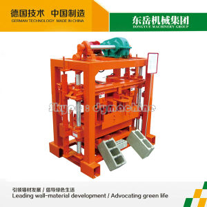Best Selling Qt40-2 Interlocking Block Making Machinery pictures & photos