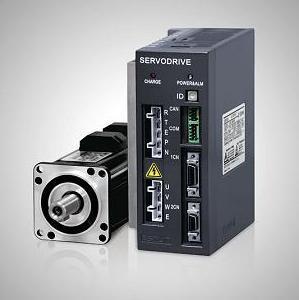EDC Series AC Servo Drive (200W to 750W)