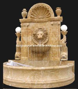 Stone Wall Fountain, Garden Fountain (FNT068) pictures & photos