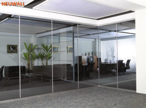 Partition Walls for Office/Aluminum Framed Glass Wall/Glass Partitions pictures & photos
