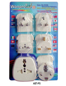 Travel Adaptor All in One pictures & photos
