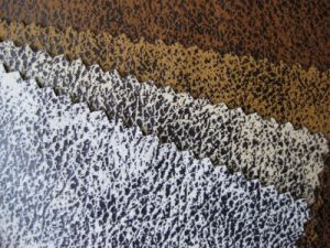Micro Leather Suede Fabric Bonded with Tc (YJL-83)
