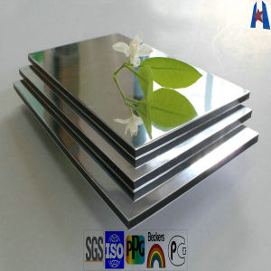 Interior Deocration Mirror Composite De Alumino pictures & photos