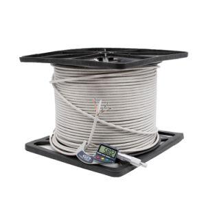 CAT6 Communication Cable Pass Fluke Test Copper Fluke Test Cable Bc CCA Cu DC Wire pictures & photos