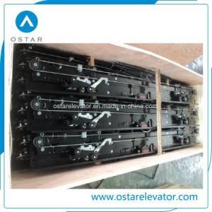 Selcom Type Automatic Elevator Landing Mechanism, Landing Door (OS31-02) pictures & photos