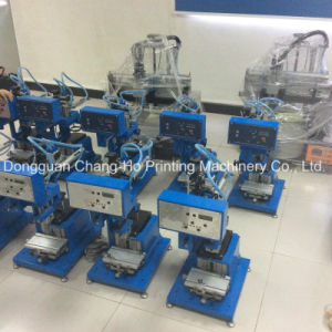 Desktop Single Color Ink Cup Pad Printing Machine pictures & photos