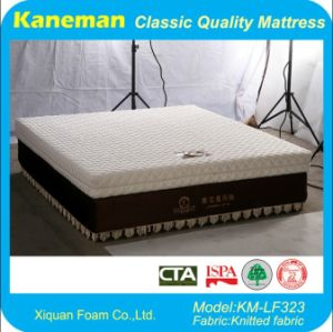 Resort Use Latex Mattress for Bedroom (KM-LF323) pictures & photos