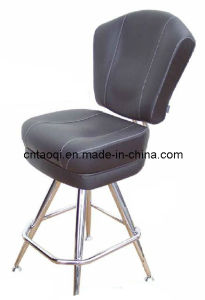 Square Seat, PU, Casino Chair From Foshan-K411