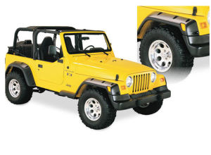 Fender Flare for Jeep Wrangler pictures & photos