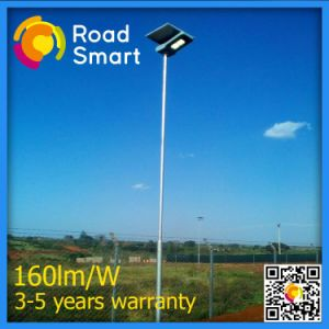 Outdoor 20W Motion Sensor Integrated LED Solar Street Garden Light pictures & photos