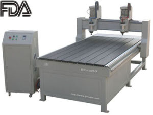 Metal/Wood/Stone Engraving CNC Router Rj-1325 pictures & photos