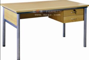 Cheap But High Quality School Furniture/ Commercial Teacher Table pictures & photos