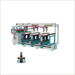 Four-Lining Multi-Shaft Woodworking Drilling Machine (Z224)