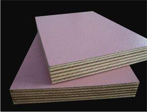 Hardwood Core Melamine Plywood, Melamined Plywood Manufacturer pictures & photos