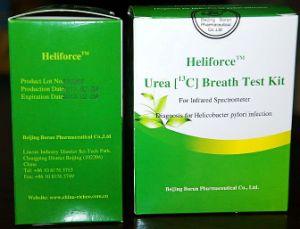 Rapid Test Reagent C13 Urea Breath Test Kit for H. Pylori Diagnosis pictures & photos