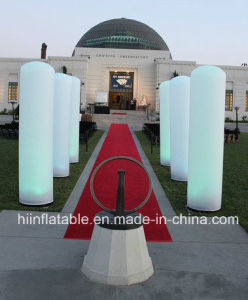 Hot Selling Event Decoration Inflatable LED Tube